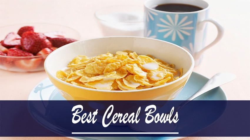 best soup and cereal bowls