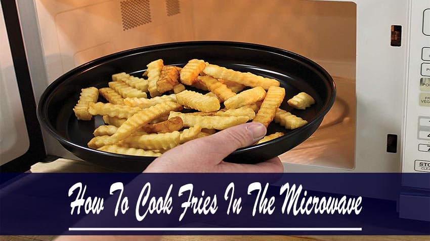how to cook home fries in the microwave