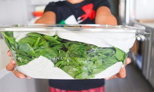 How To Thaw Frozen Spinach