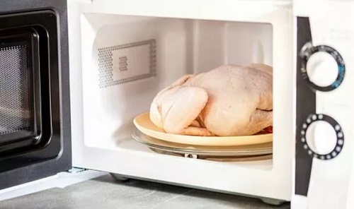 how long to marinate frozen chicken
