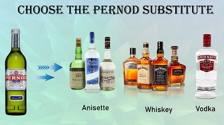 what is a substitute for pernod