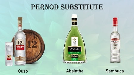 substitutes for pernod