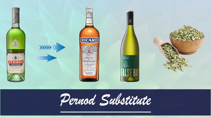 what can i substitute for pernod