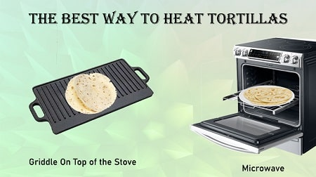 how to heat up corn tortillas in microwave