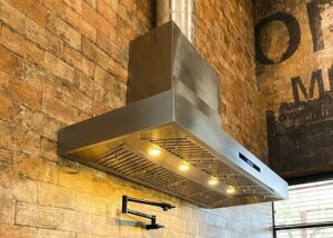 Ducted or Vented Range Hoods