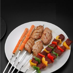 How To Clean bbq Skewers