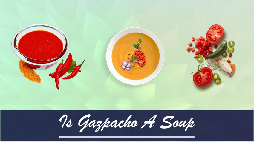 is gazpacho a soup or a drink