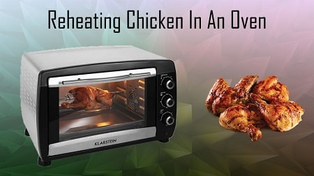 how long to reheat chicken thighs in oven