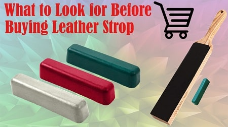 buying guide for best leather strop