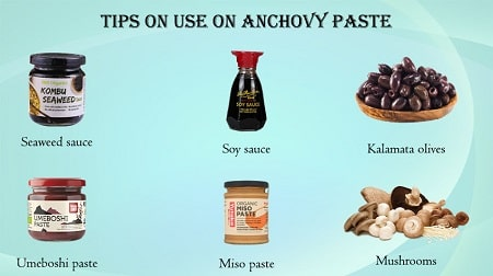 alternative for anchovy paste